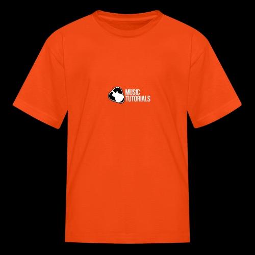 Music Tutorials Logo - Kids' T-Shirt
