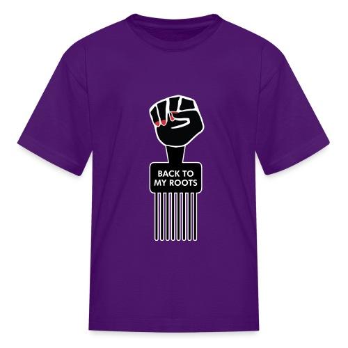 ROOTS png - Kids' T-Shirt