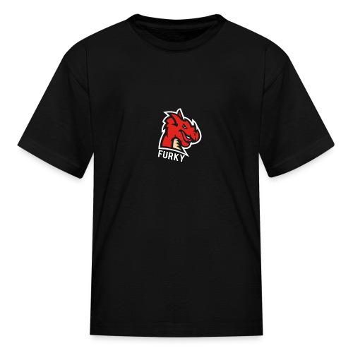 FurkyYT - Kids' T-Shirt