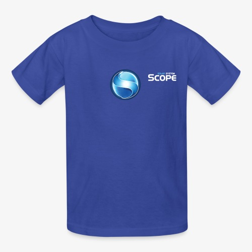 Solar System Scope : Logo With S - Kids' T-Shirt