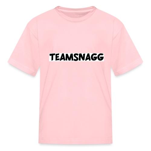 TeamSnagg Logo - Kids' T-Shirt