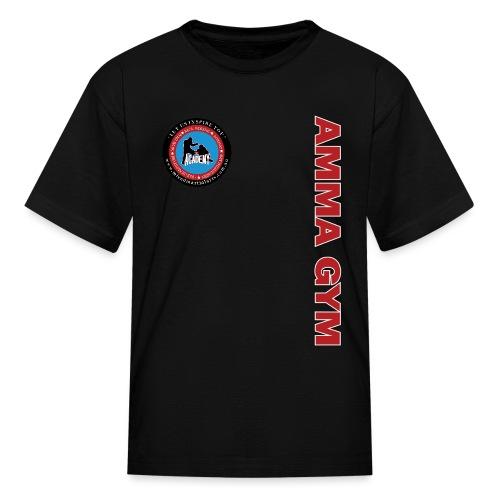 amma gym 10 png - Kids' T-Shirt