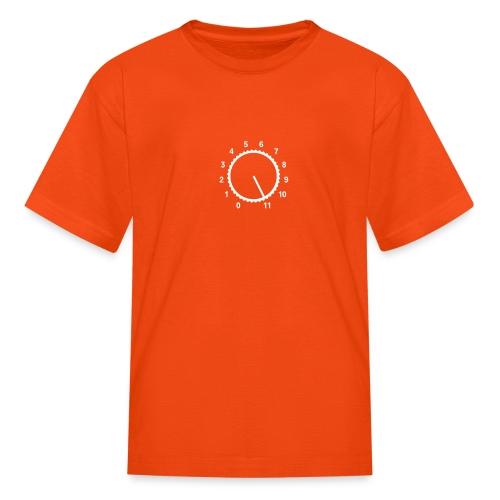 volume knob - Kids' T-Shirt
