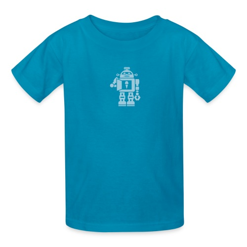 robot 5 - Kids' T-Shirt