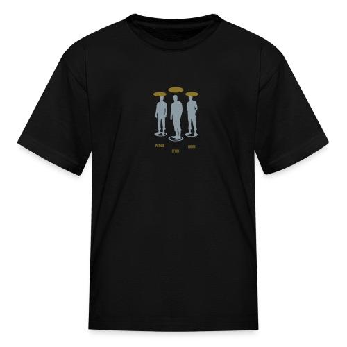 Pathos Ethos Logos 1of2 - Kids' T-Shirt