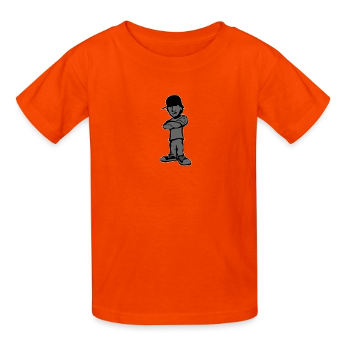 Kid with Attitude - Kids' T-Shirt