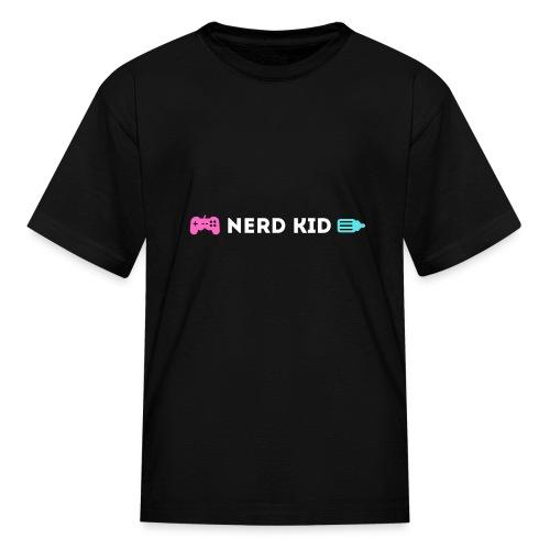 Nerd Kid - Kids' T-Shirt