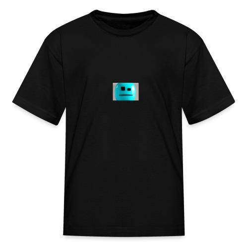 srishan sticbot - Kids' T-Shirt