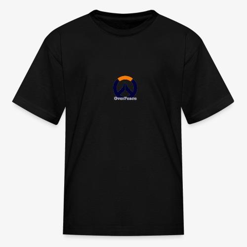OverPeace - Kids' T-Shirt