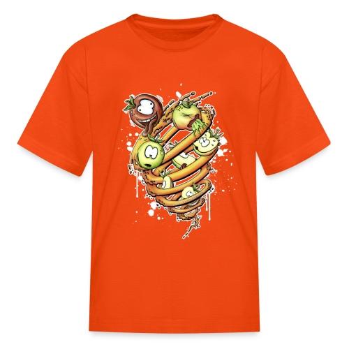 apfelstrudel - Kids' T-Shirt