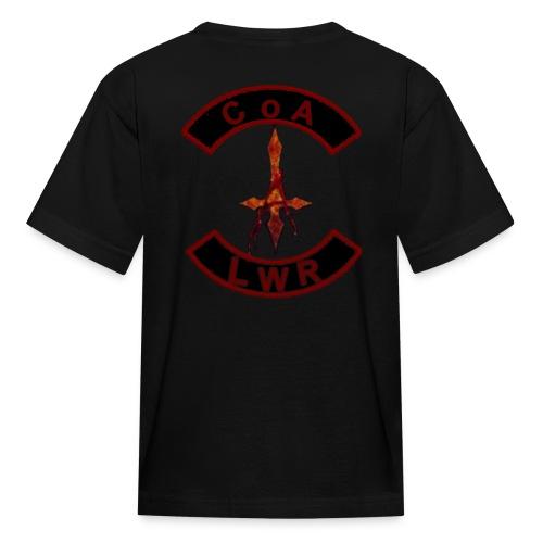 CoA/ LWR cuts - Kids' T-Shirt