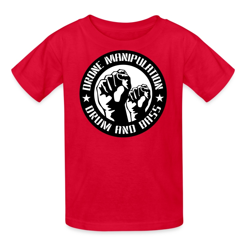 Drone Manipulation FISTS UP - Kids' T-Shirt