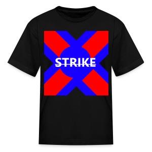 STRIKE X CROSS - Kids' T-Shirt