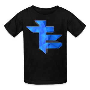 Simple LightningTE Logo - Kids' T-Shirt