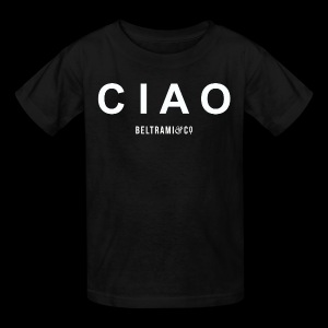 CIAO - Kids' T-Shirt