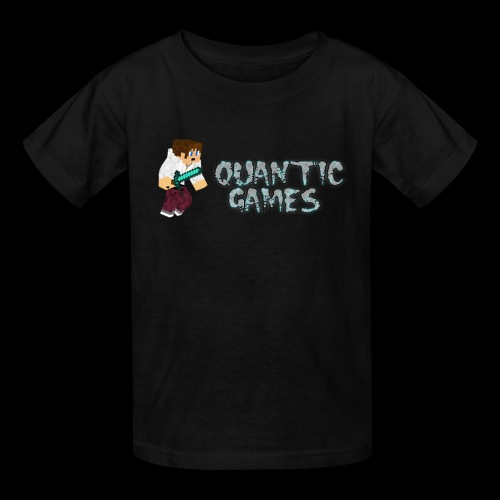Quantic_GamesYT - Kids' T-Shirt