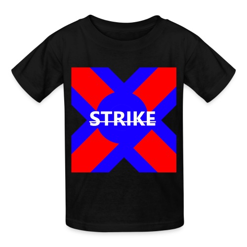 STRIKE X CROSS - Kids' T-Shirt
