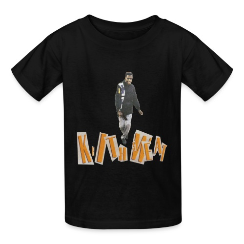 keithsweatwitaglock - Kids' T-Shirt