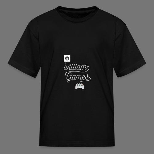 williamgames Controller - Kids' T-Shirt