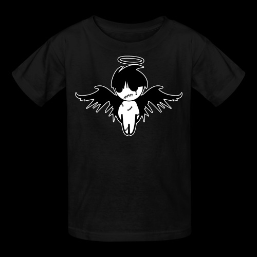 Emo Angel - Kids' T-Shirt