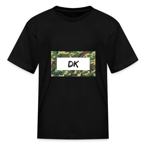 Camo - Kids' T-Shirt