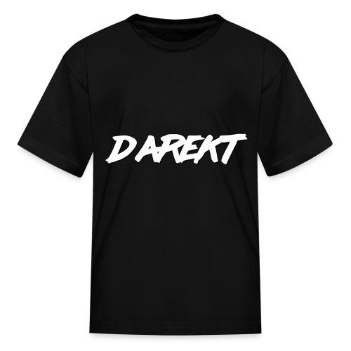 DAREKT - GET REKT - Kids' T-Shirt