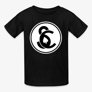 SC Spade Logo - Kids' T-Shirt