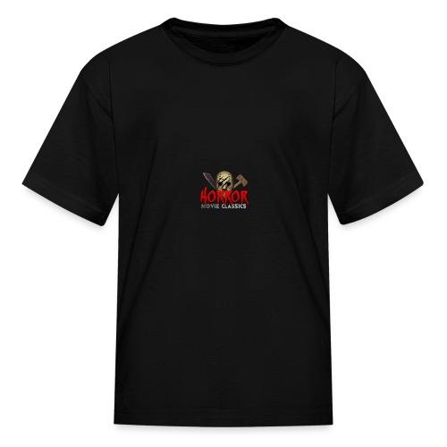 horror movie classics - Kids' T-Shirt