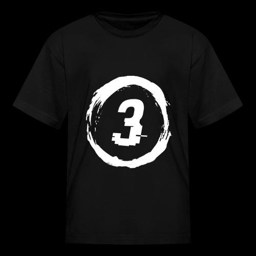 3 Circle Logo - Kids' T-Shirt
