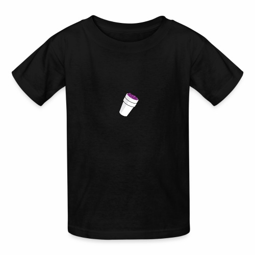 purple drink - Kids' T-Shirt