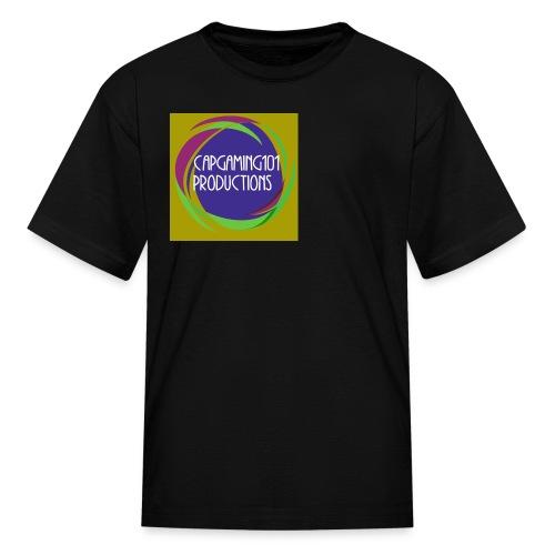 Basic Tee-Shirt. With basic logo - Kids' T-Shirt