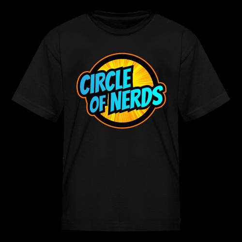 Circle of Nerds - Kids' T-Shirt