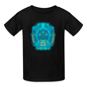 Blue Line - Kids' T-Shirt