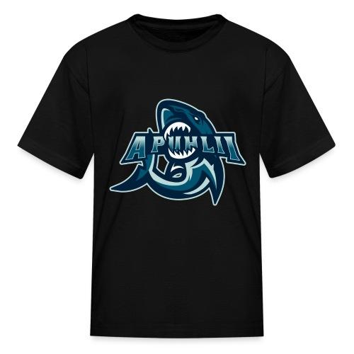 apuhlii Logo - Kids' T-Shirt