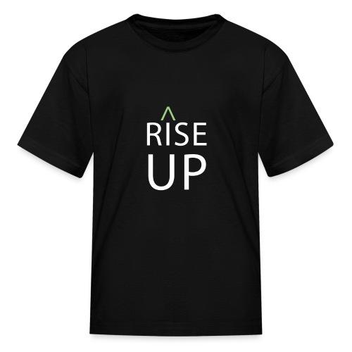 3ish: R^se Up - Kids' T-Shirt
