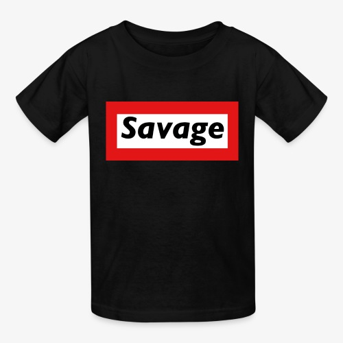 Savage - Kids' T-Shirt