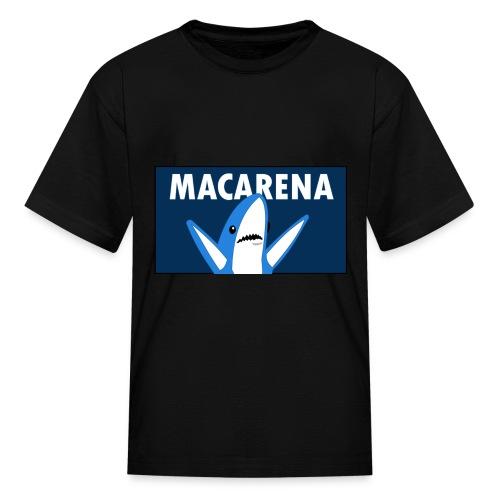 macarena shark - Kids' T-Shirt