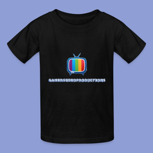 GamerVideoProductions Kid's Merch - Kids' T-Shirt