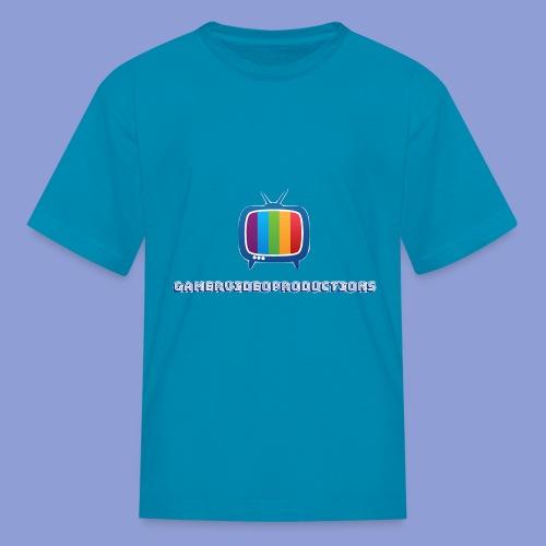 GamerVideoProductions Kid's Merch - Kids' T-Shirt