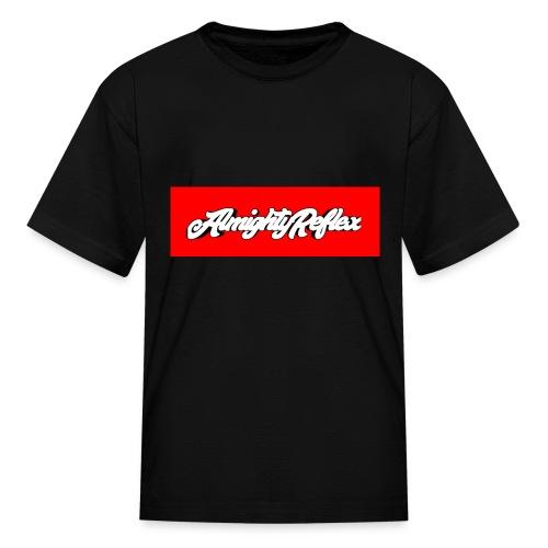 Almightyreflex logo - Kids' T-Shirt