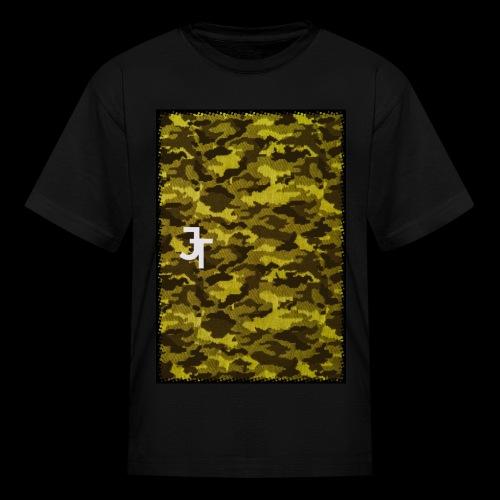 THE JT CAMO SET - Kids' T-Shirt