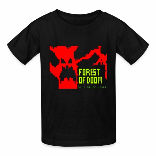 Forest of Doom T-Shirts - Kids' T-Shirt
