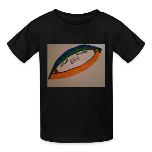 street speed06 - Kids' T-Shirt