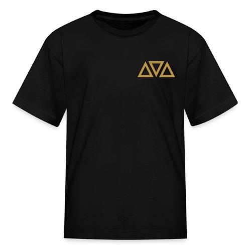 BC Triangles - Kids' T-Shirt