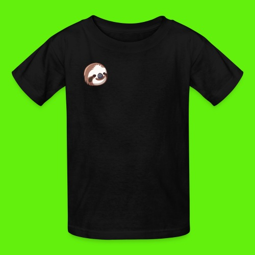 Mr Sloth. - Kids' T-Shirt