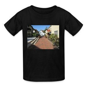 Historic Village - Kids' T-Shirt