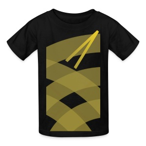 Rising Break The Cycle Gold fury - Kids' T-Shirt