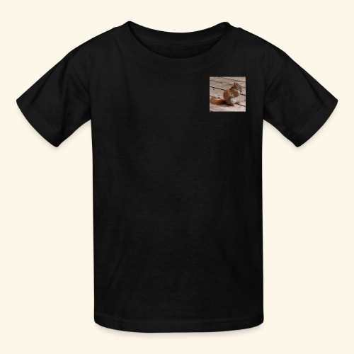 Red Squirrel - Kids' T-Shirt