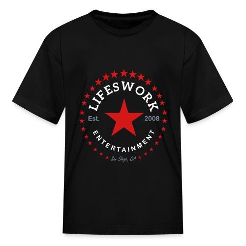 Lifeswork Entertainment - Kids' T-Shirt