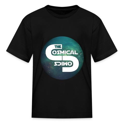 TheCosmicalComics logo - Kids' T-Shirt